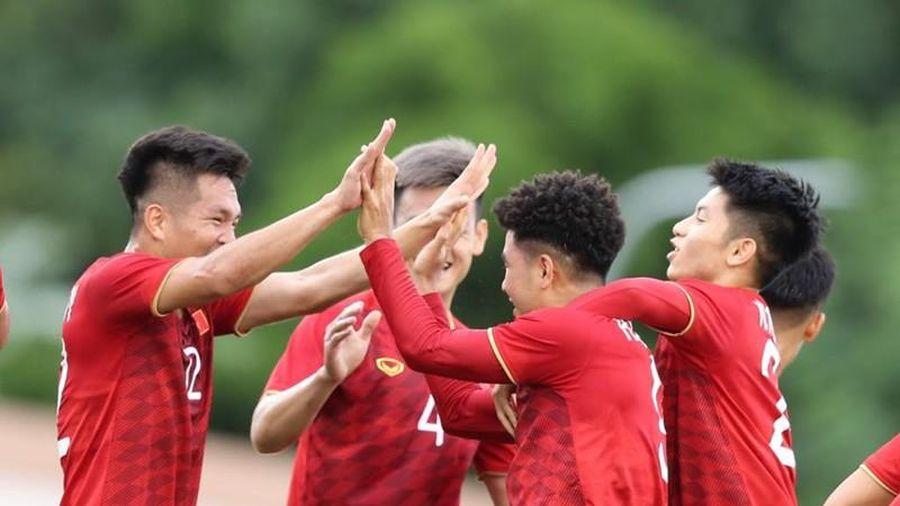 U22 Việt Nam 2-0 Brunei: Sức mạnh vượt trội