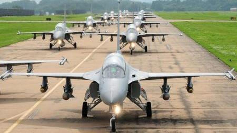 Khám phá sức mạnh của 10 máy bay tấn công hạng nhẹ trên thế giới