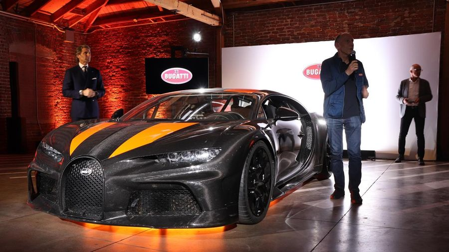 Khách hàng mua Bugatti thường bỏ thêm 300.000 USD để mua tùy chọn!