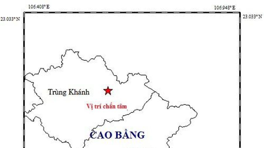 Động đất ở Cao Bằng gây rung lắc mạnh ở Hà Nội và nhiều nơi