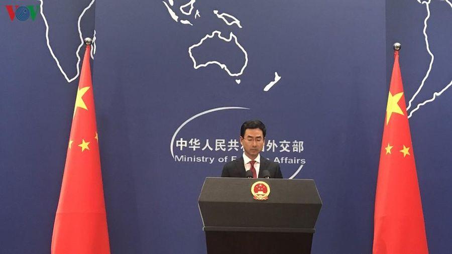 Trung Quốc cảnh báo đập tan mọi âm mưu nhằm gây náo loạn Hong Kong