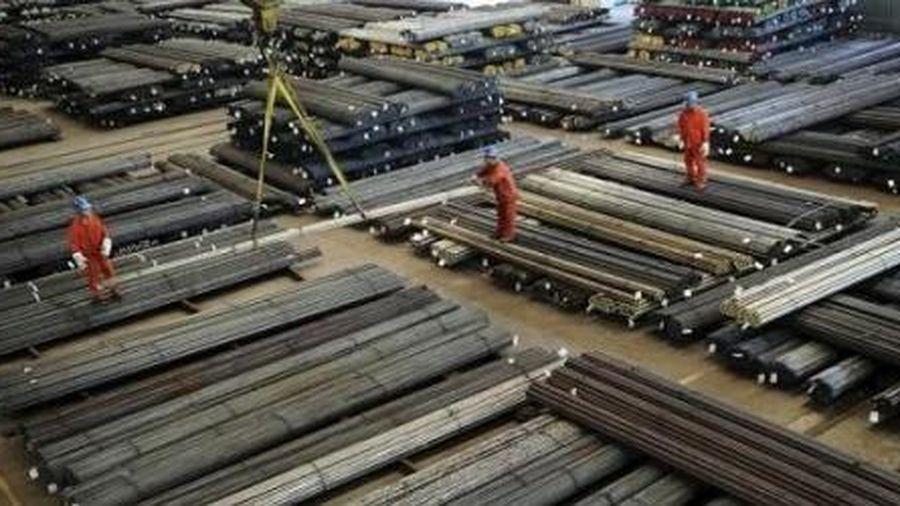 Việt Nam đã tiêu 8,1 tỷ USD vào sắt thép nhập khẩu