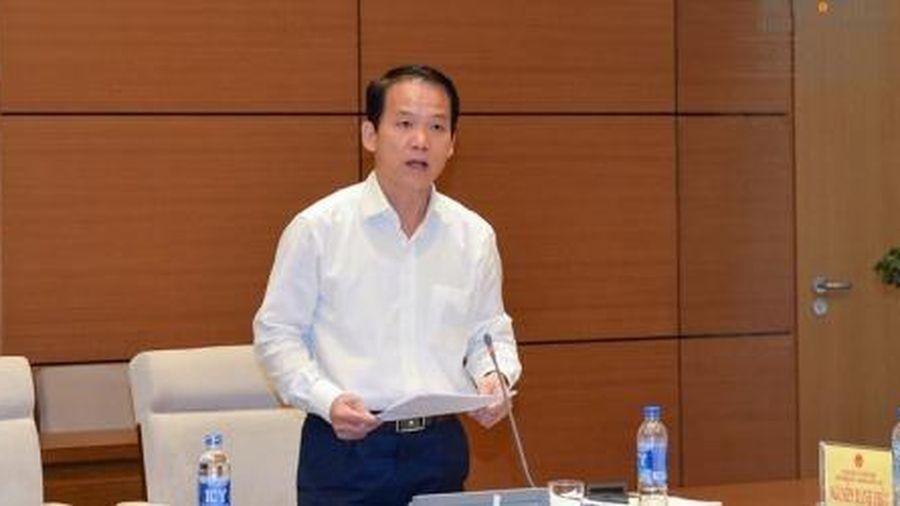 Ông Hoàng Thanh Tùng giữ chức Ủy viên Ủy ban Thường vụ Quốc hội, Chủ nhiệm Ủy ban Pháp luật