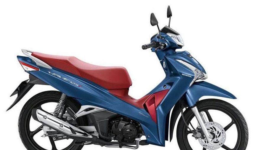 Honda Wave 125i 2020 ra mắt, giá hơn 41 triệu đồng