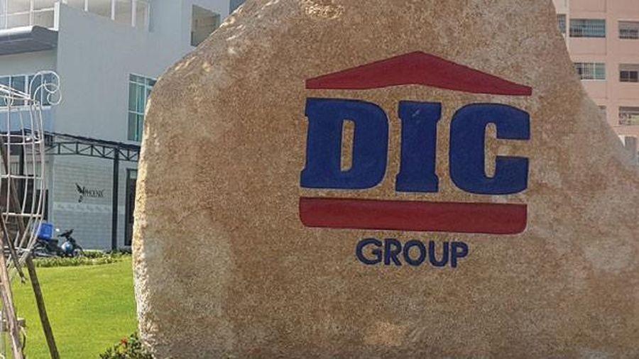 Đầu tư phát triển Xây dựng (DIG) bị xử phạt vì công bố thông tin sai hạn