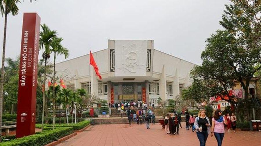 Đón chờ nhiều triển lãm đặc biệt tại Bảo tàng Hồ Chí Minh