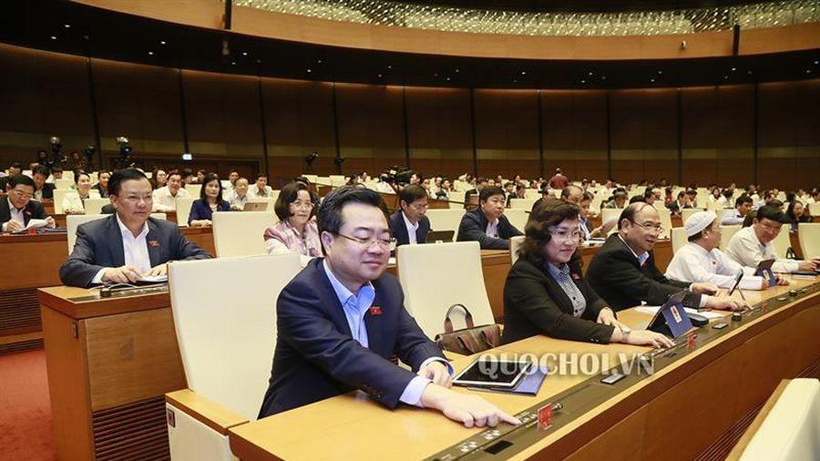 Quốc hội thông qua Nghị quyết về Báo cáo nghiên cứu khả thi Dự án đầu tư xây dựng Cảng hàng không quốc tế Long Thành giai đoạn đoạn 1