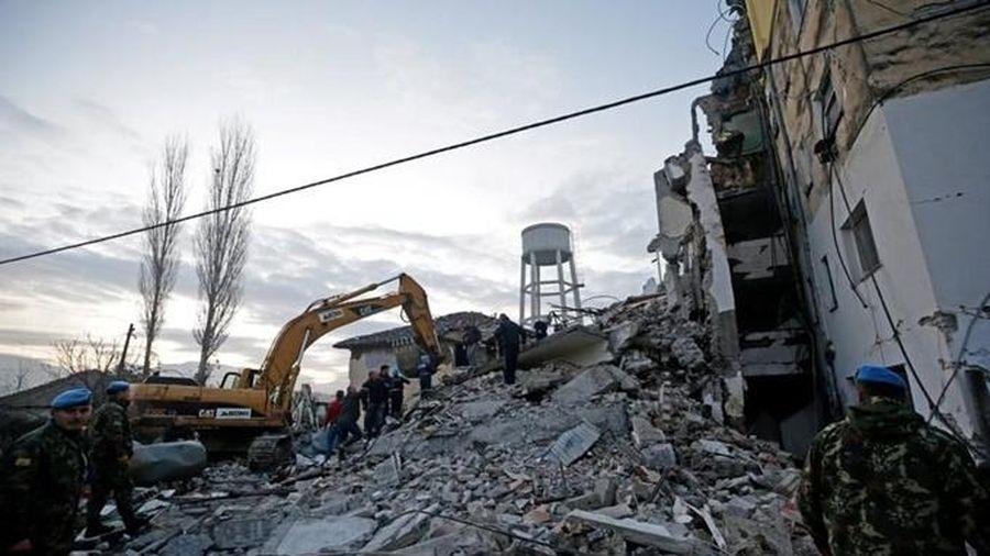 Albania hứng chịu động đất mạnh nhất trong nhiều thập kỷ