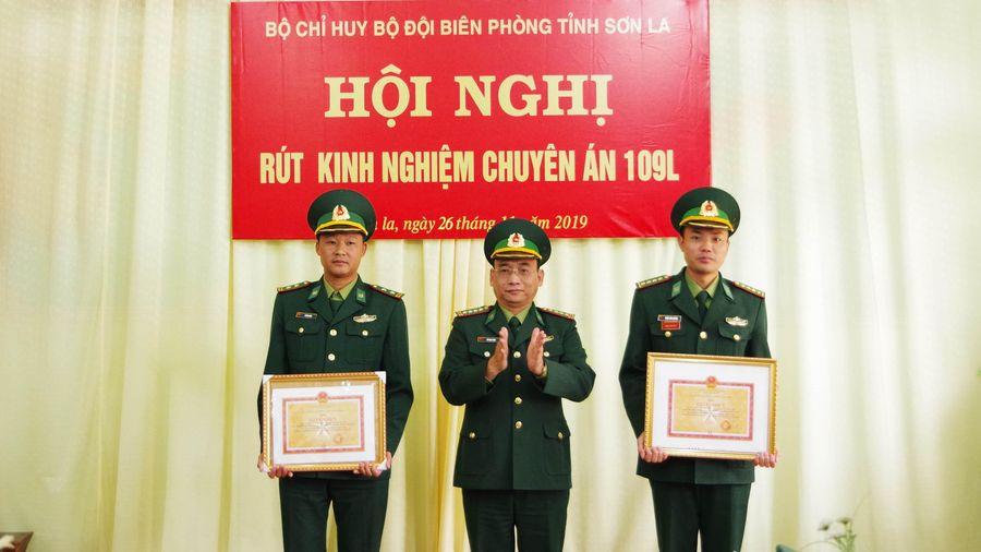 BĐBP Sơn La tổ chức tổng kết, rút kinh nghiệm thực hiện Chuyên án 109L