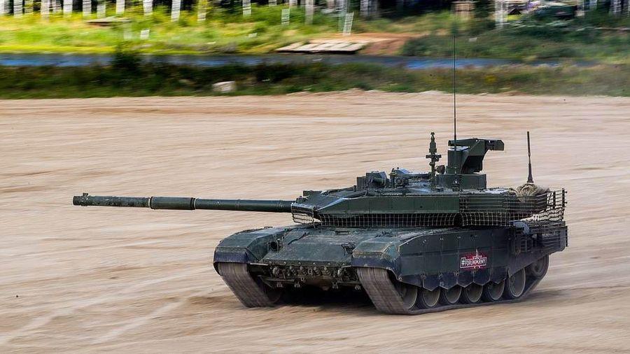 Nga sắp sản xuất loạt xe tăng chiến đấu chủ lực T-90M mới