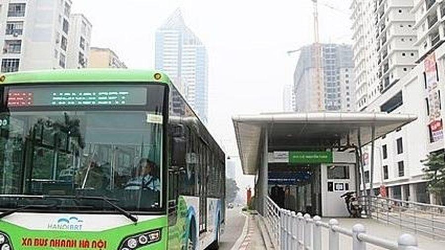 Hà Nội xây, lắp mới 600 nhà chờ xe buýt đạt tiêu chuẩn Châu Âu tại 12 quận nội thành