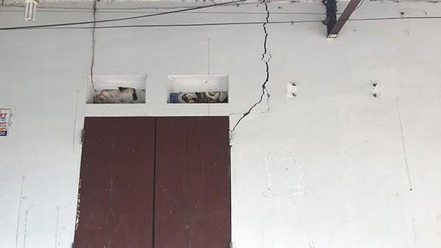 Trùng Khánh (Cao Bằng): Dư chấn động đất không gây thiệt hại về người