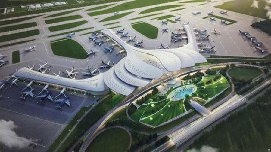Điều chỉnh 1.050 ha đất quốc phòng để xây sân bay Long Thành
