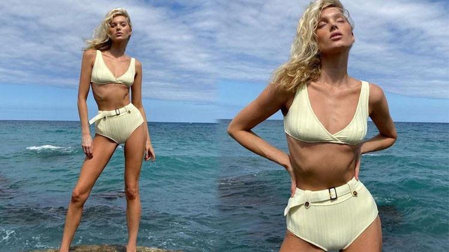 Hóa thân thành Bond girl sexy trên biển, 'thiên thần Thụy Điển' bất ngờ bị chê