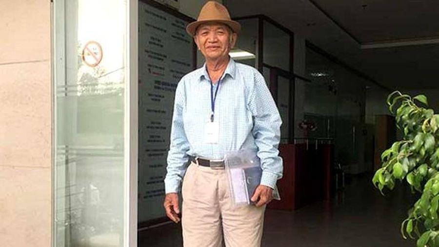 Đã tìm được manh mối cụ ông 93 tuổi để giải quyết án oan