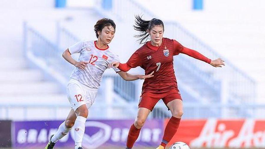 Việt Nam 0–0 Thái Lan: Chung kết sớm bóng đá nữ