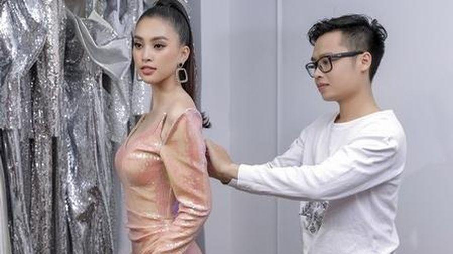 Hoa hậu Tiểu Vy, Hoàng Hạnh làm vedette cho show NTK Nguyễn Minh Tuấn