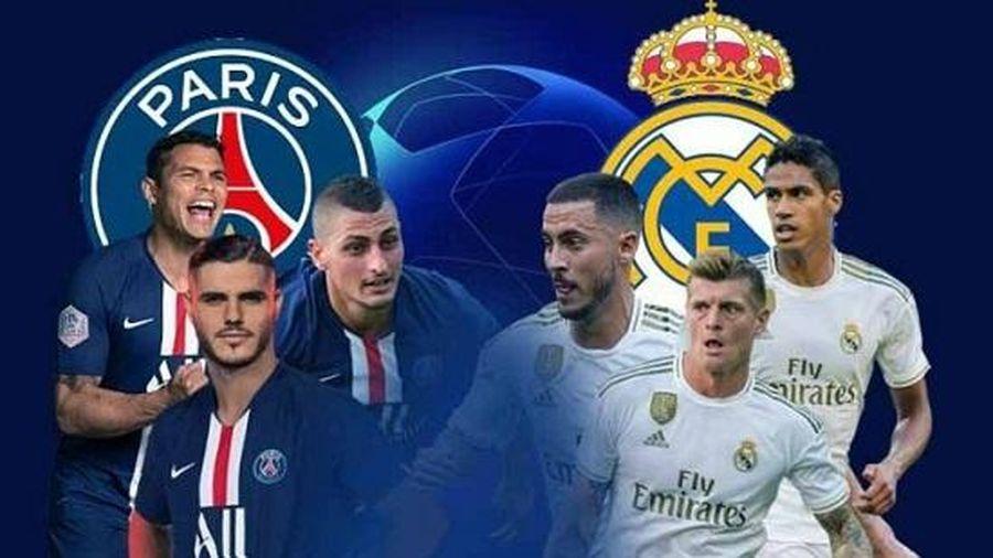 Real Madrid – PSG : Ông vua thất thế và kẻ nổi loạn lắm của nhiều tiền