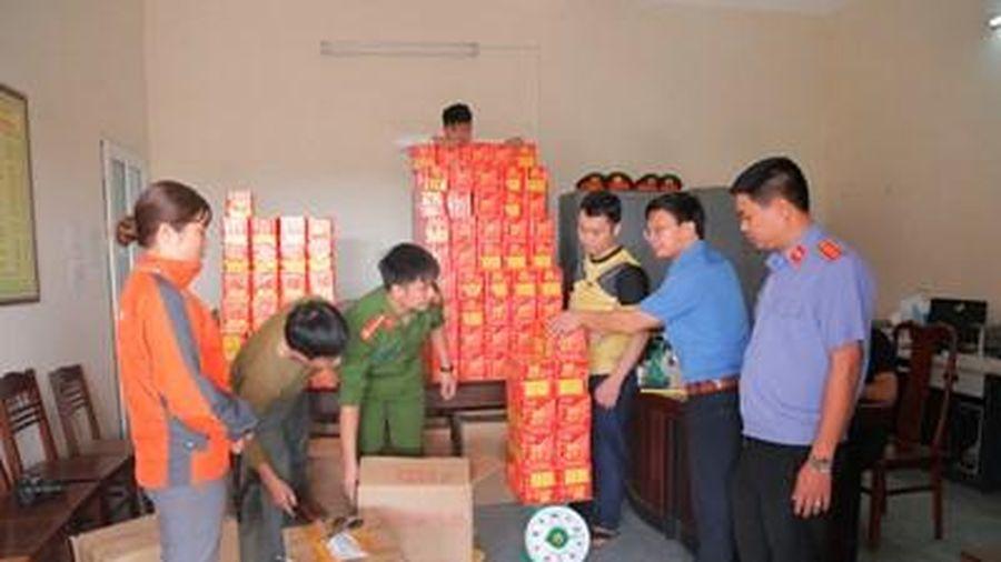 Ra tận Quảng Ninh mua nửa tấn pháo về Hà Tĩnh đón Tết