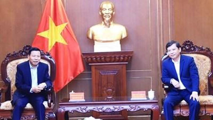 Lãnh đạo VKSND tối cao tiếp Đoàn đại biểu Ban Thường vụ Tỉnh ủy Bắc Ninh
