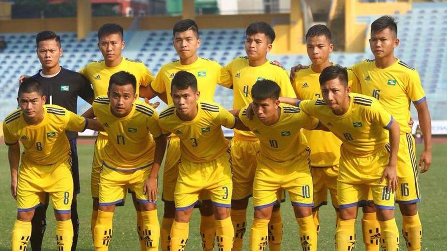 SLNA thử việc 20 cầu thủ trẻ cho V.League 2020