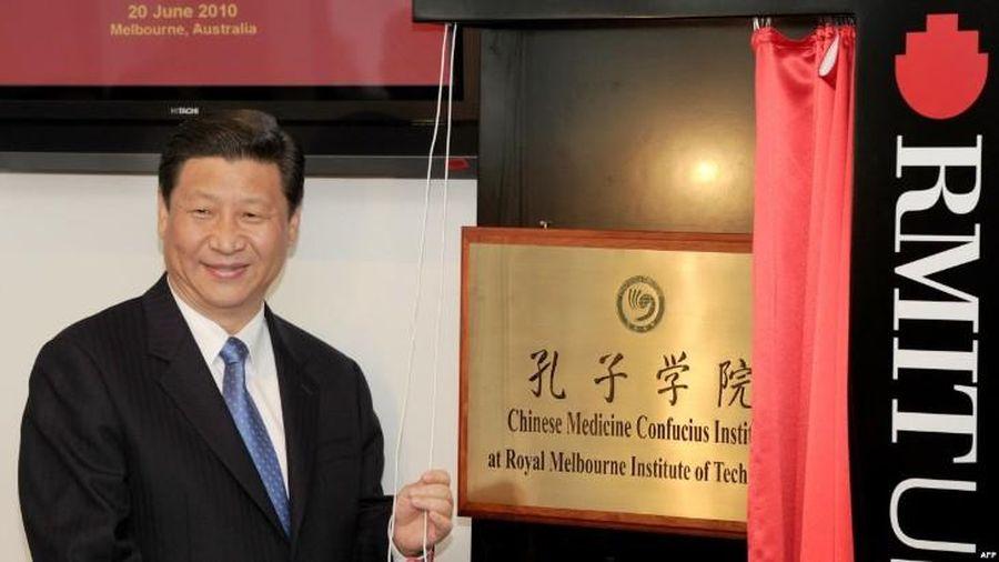 Úc tố Trung Quốc sử dụng các trường đại học để phát triển công nghệ quân sự