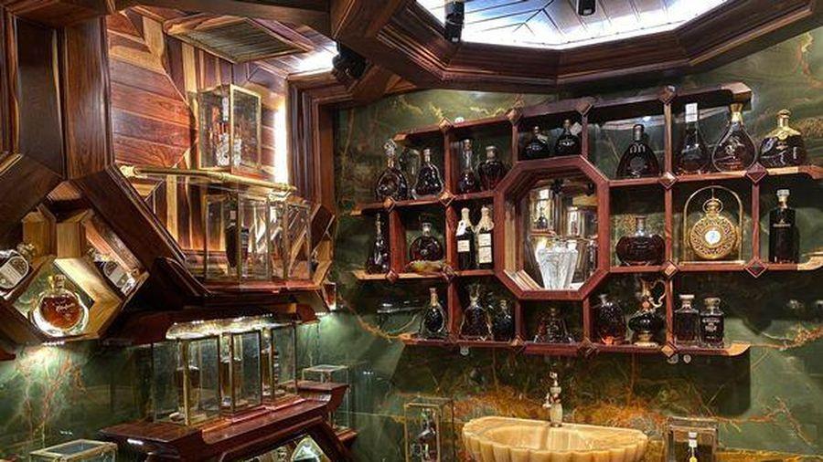 Doanh nhân Việt sở hữu bộ sưu tập rượu whisky giá trị nhất thế giới