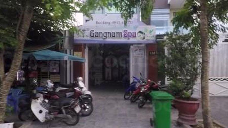 Đà Nẵng đình chỉ 9 tháng hoạt động đối với thẩm mỹ viện Gangnam Spa