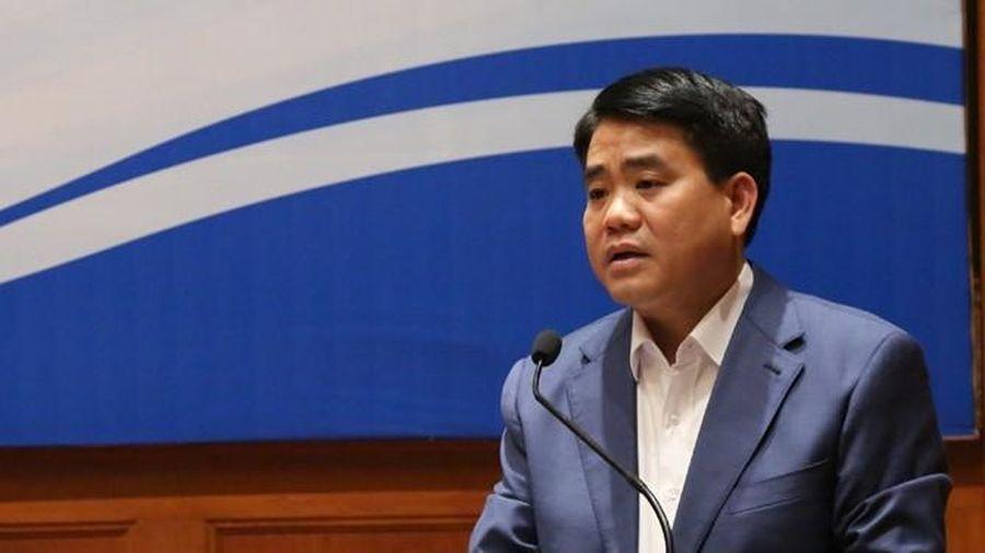 Hà Nội thực hiện nhiệm vụ quân sự, quốc phòng gắn với phát triển kinh tế - xã hội