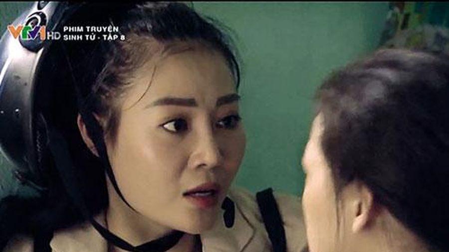 Diễn viên Thanh Hương nói về những khen chê trong phim 'Sinh tử'