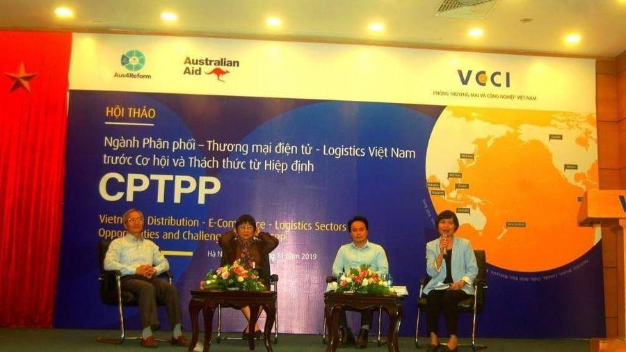 GDP sẽ tăng thêm 1,1-3,5% nhờ CPTPP, doanh nghiệp logistic cần chuẩn bị gì?
