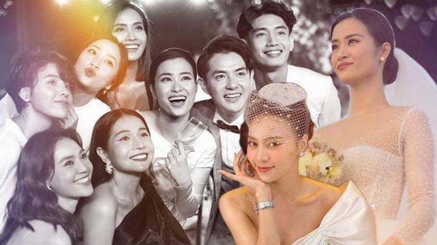 Đông Nhi lần đầu tiết lộ lý do không cho Ninh Dương Lan Ngọc hát tại đám cưới