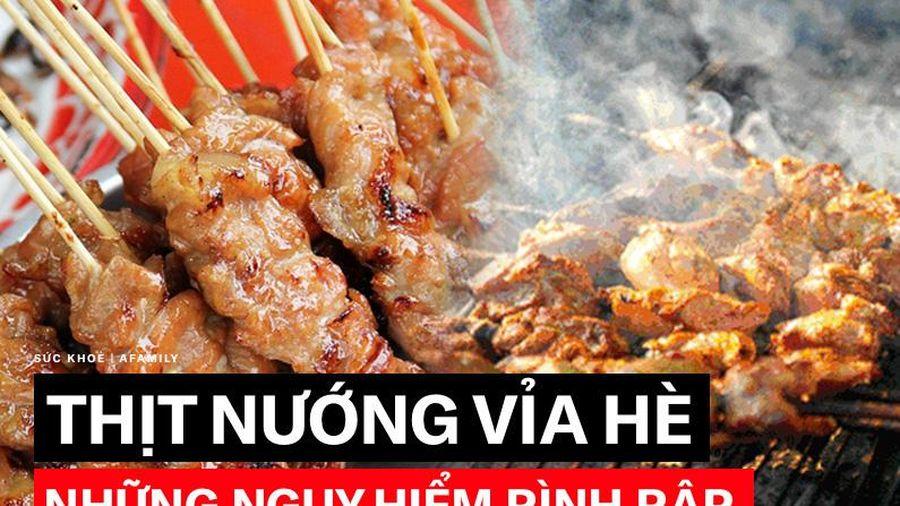Món ăn khoái khẩu 'thịt xiên nướng' siêu hút khách vào ngày lạnh: Ham đến mấy cũng chẳng nên ăn nhiều vì những lý do kinh hãi này!