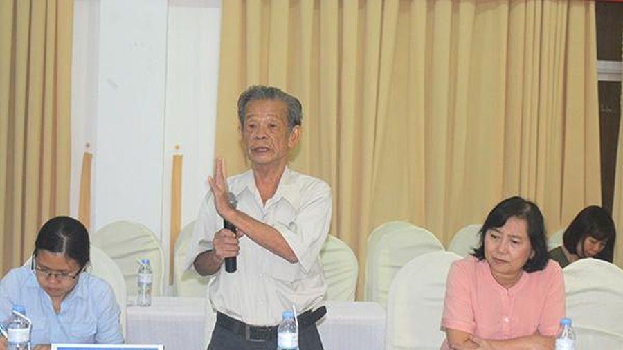 Hội thảo Giá trị lịch sử - văn hóa khảo cổ học ở Đồng Nai