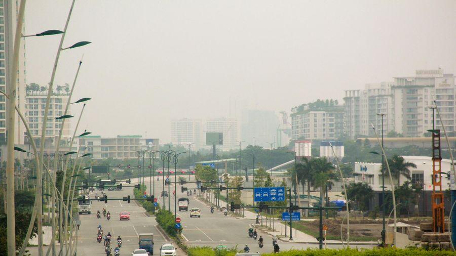 Chỉ số ô nhiễm ở TP HCM giảm mạnh sau nhiều ngày bụi mù bao phủ