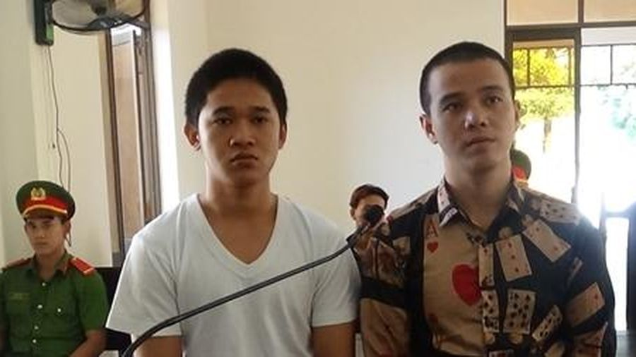 Hai thanh niên nghiện ma túy lãnh án tù vì trộm cắp