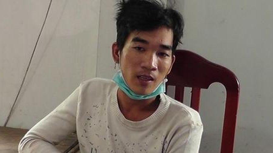 Người dân đuổi bắt kẻ nghiện ma túy trộm xe máy