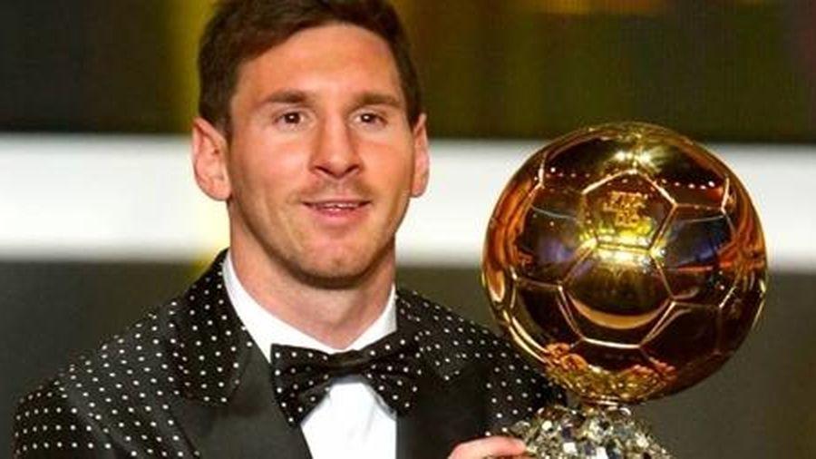 'Rộ tin' Messi sẽ đoạt Quả bóng vàng 2019
