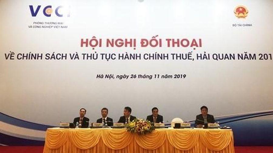 Bộ Tài chính gỡ vướng chính sách thuế, hải quan cho doanh nghiệp