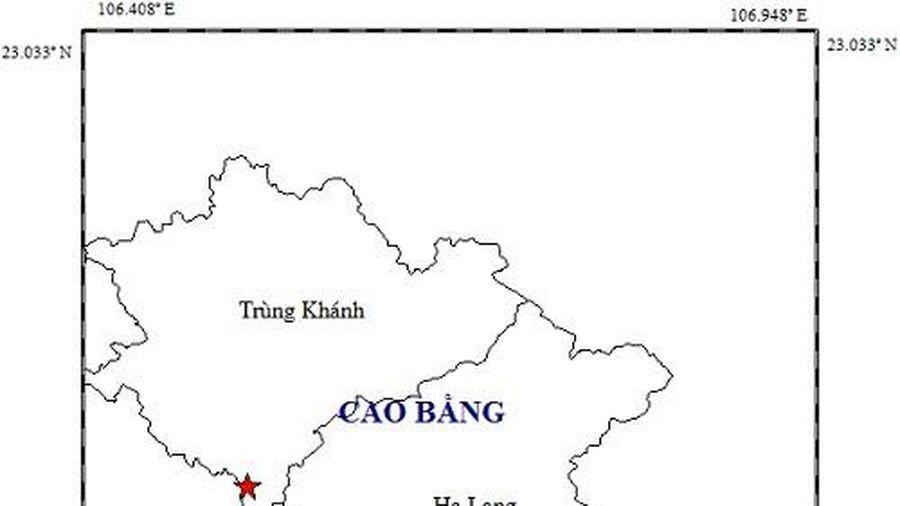 Động đất liên tiếp tại Cao Bằng: Không có gì bất thường