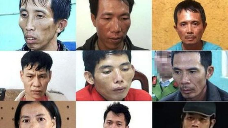 Vụ sát hại nữ sinh giao gà: 6 bị can bị truy tố khung tử hình