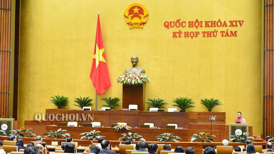 Quốc hội 'chốt' tuổi về quân nhân dự bị thời bình