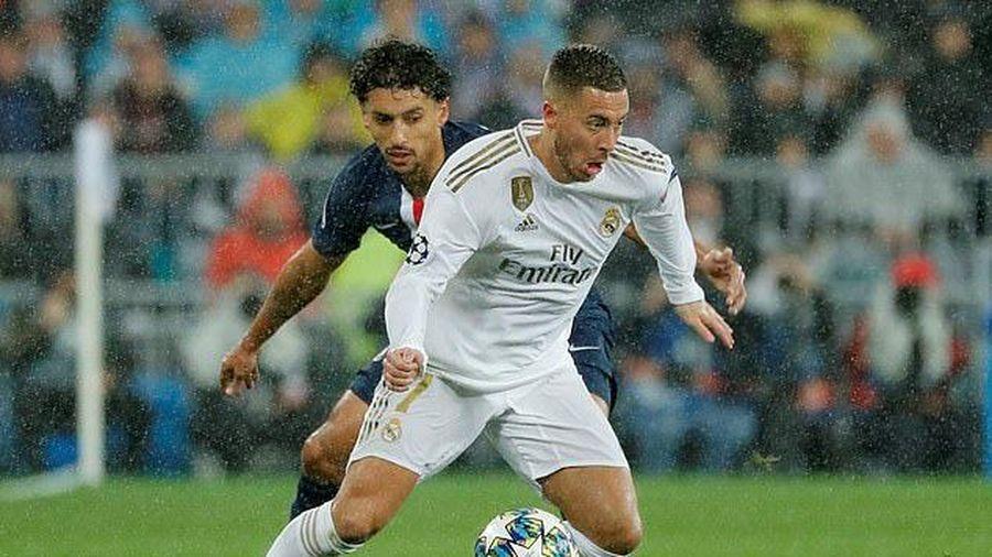 Hòa đáng tiếc trên sân nhà dù dẫn trước 2 bàn, Real Madrid vẫn tiếp bước PSG giành quyền vào vòng 16 đội sớm một lượt trận