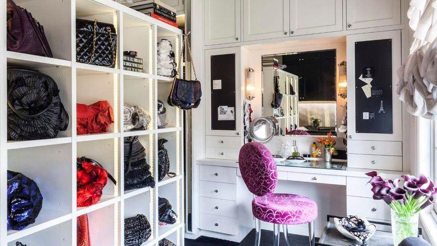 14 ý tưởng lưu trữ quần áo cho không gian nhà bất chấp diện tích