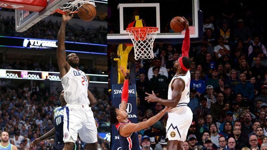 NBA 2019-2020 ngày 27/11: Los Angeles Clippers và Denver Nuggets nối dài chuỗi trận toàn thắng lên con số 6