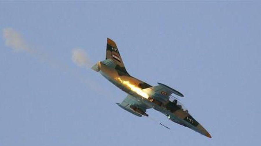 Syria tấn công đoàn tàu chở dầu của phiến quân thân Thổ Nhĩ Kỳ