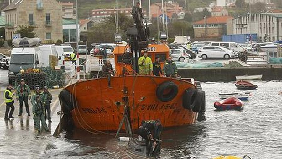 Tàu ngầm 'quan tài' chở ma túy xuyên đại dương bị Tây Ban Nha 'tóm sống'