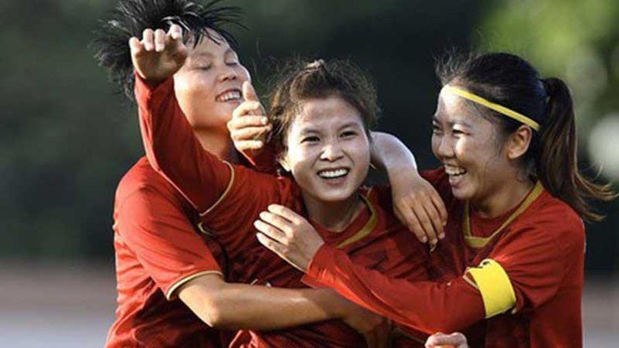 Nữ Việt Nam - Nữ Thái Lan (1-1): Hẹn gặp nhau ở chung kết