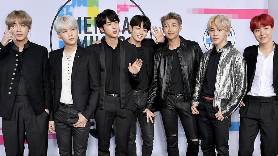 BTS gây chấn động tại lễ trao giải American music awards