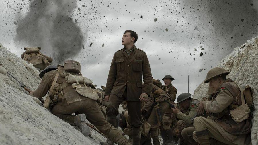 Phim Thế chiến I được ca ngợi xuất sắc như 'Giải cứu binh nhì Ryan'